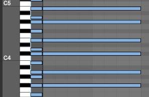 future bass chord progressions