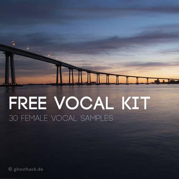 Female free vocal samples