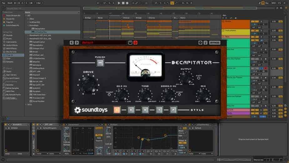 Soundtoys Decapitator Review